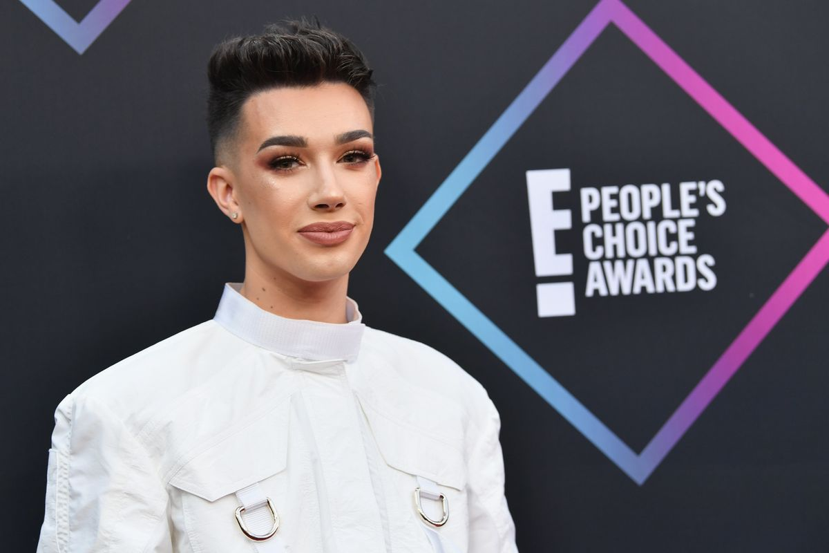 James Charles Posts His Own Nudes After Twitter Hack
