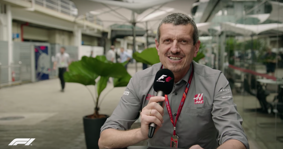 Guenther Steiner: More Than a Team Principal