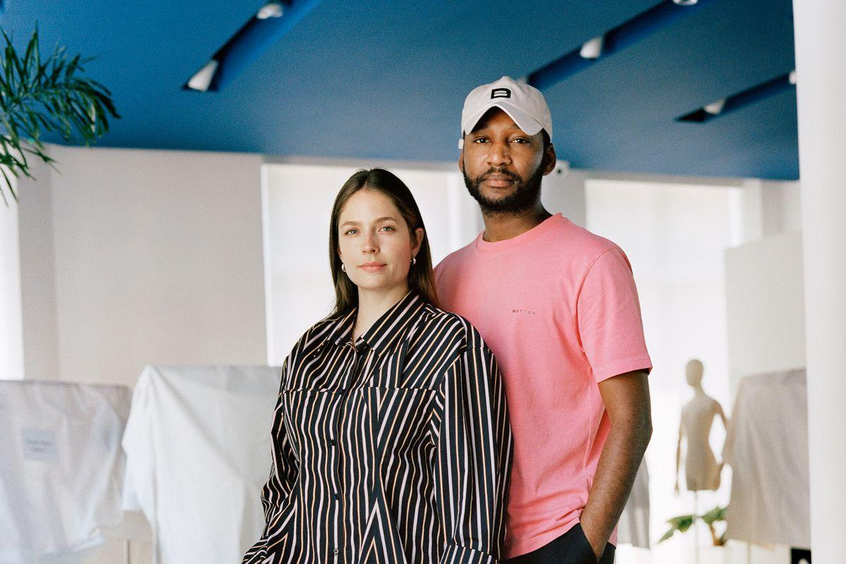 PAPER People: Rushemy Botter and Lisi Herrebrugh