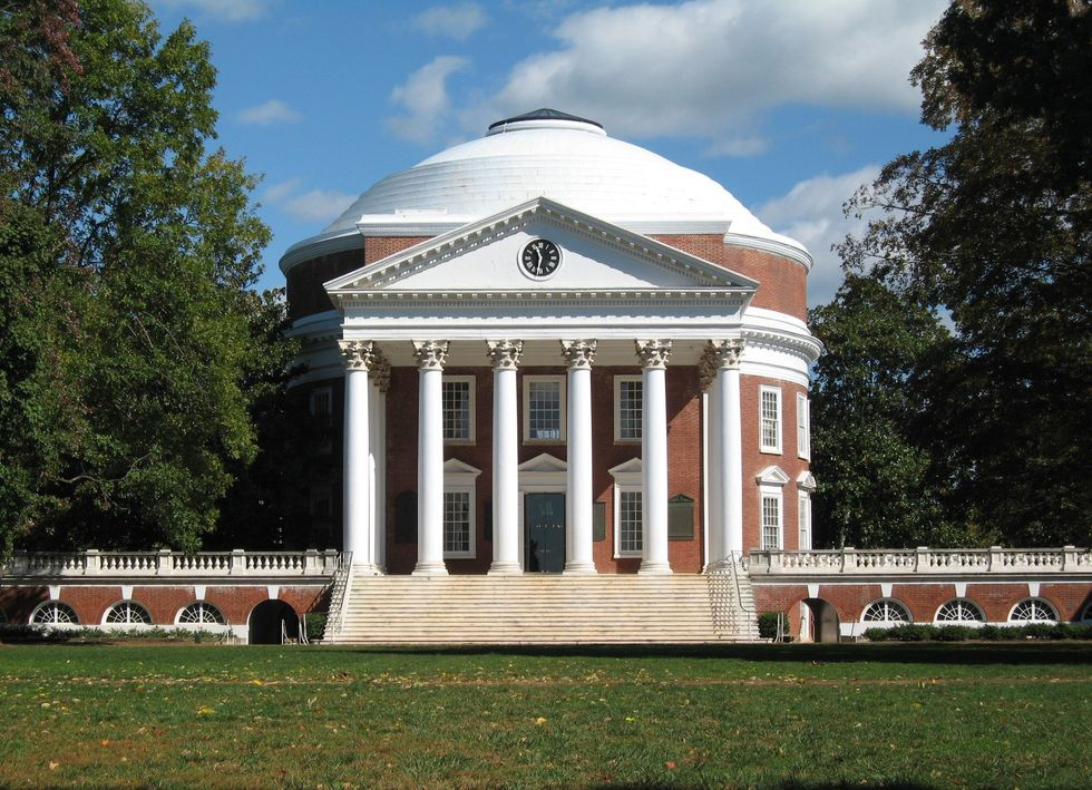 10 Things I Learned Just From My First Week Of Classes At UVA