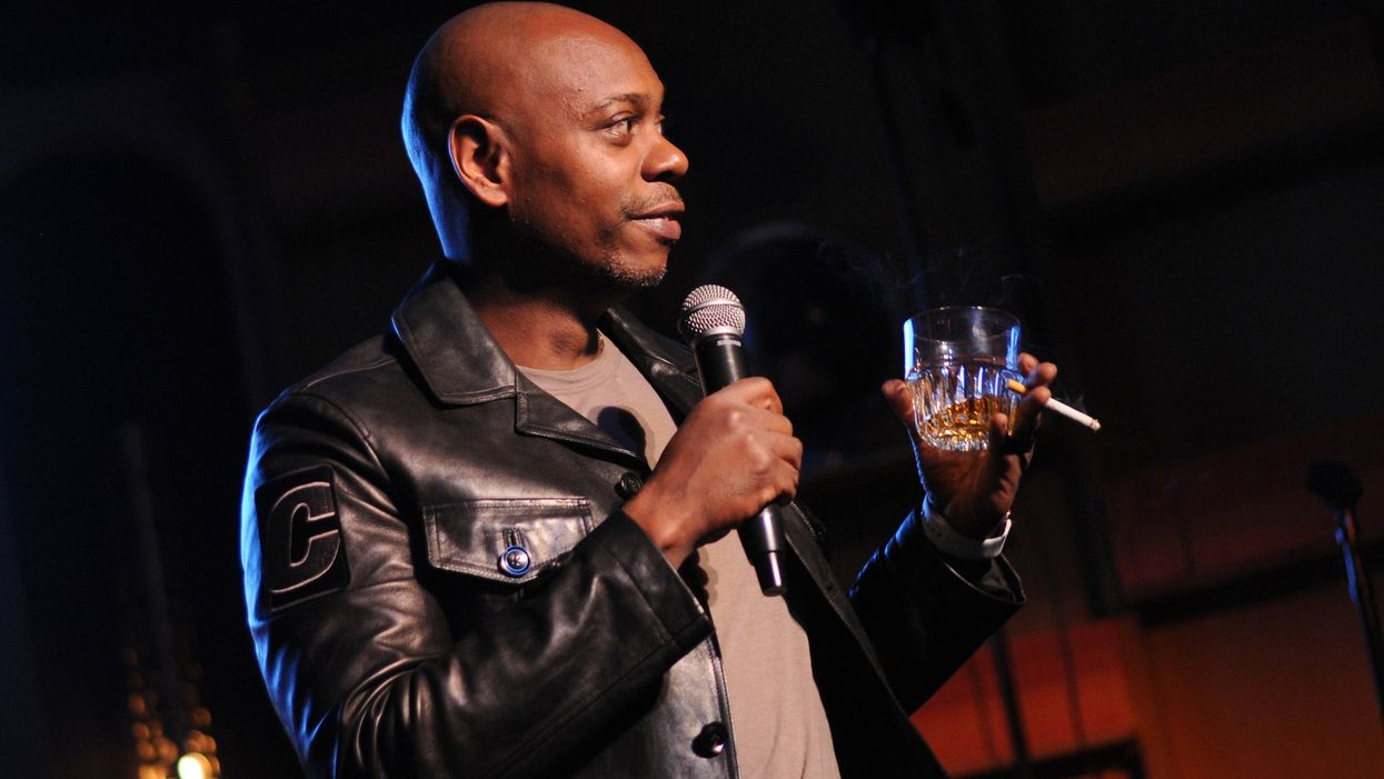 The PC police are going after Dave Chappelle over what he said in his latest Netflix comedy special
