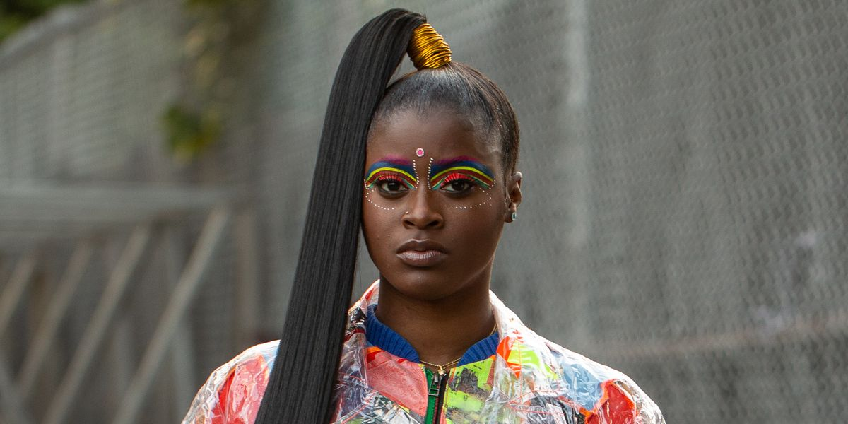 Tierra Whack's Afropunk Look Was Made From Plastic Waste