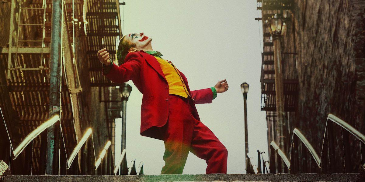 """People Are Starting To Notice"" Joaquin Phoenix In Final 'Joker' Trailer"