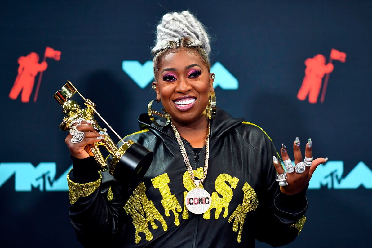 Have You Seen Missy Elliott's Diamond Necklace?