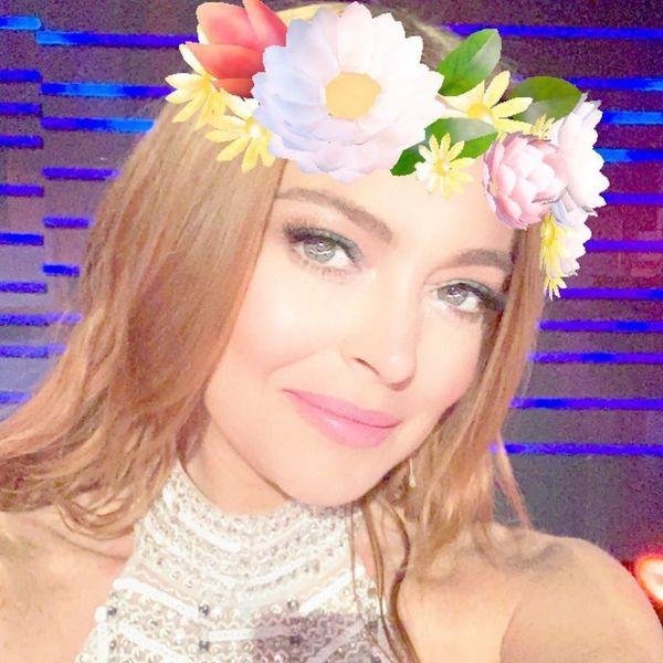 Lindsay Lohan's Homemade 'Masked Singer' Trailer Is High Art