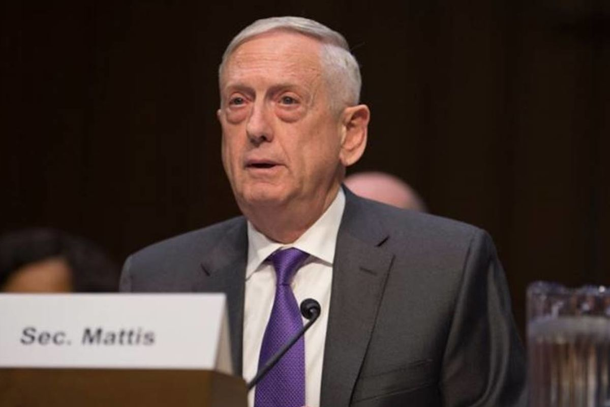 Former Defense Secretary James Mattis takes dead aim at Trump in a must-read essay