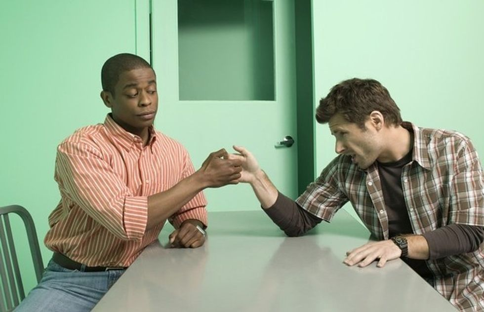"Gus and Shawn's Friendship From ""Psych"" Reflects The Bond I Have With My Friends"