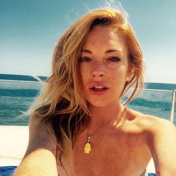Lindsay Lohan's New Single Is Called 'Xanax'