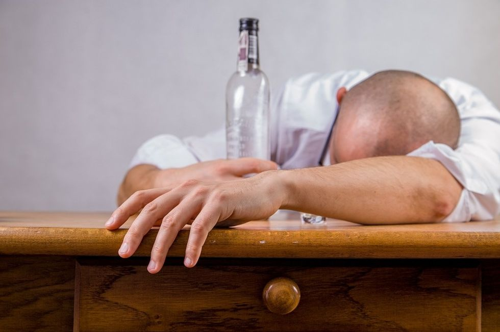 5 Times My Friend Got Really Drunk But I Was Able To Leave Before He Got Too Political