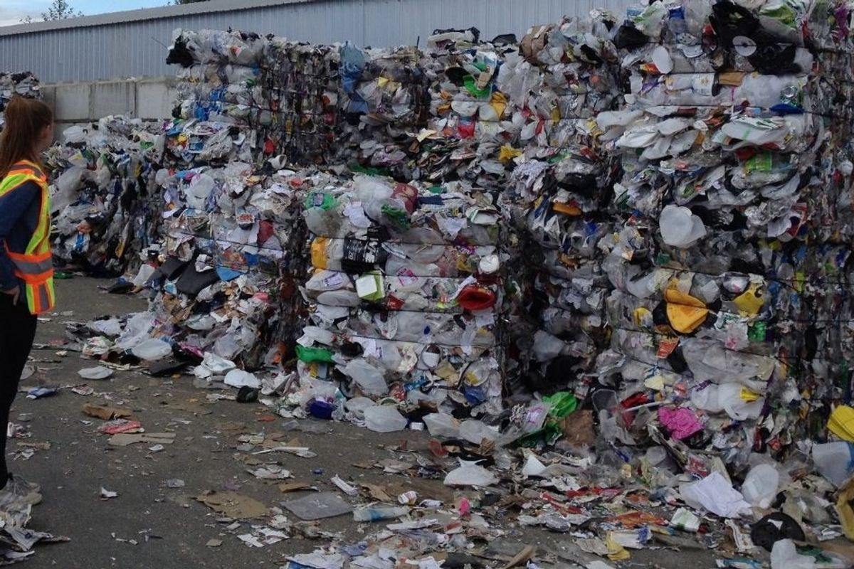Recycling was supposed to help save the planet. It's past time for us to rethink that idea.