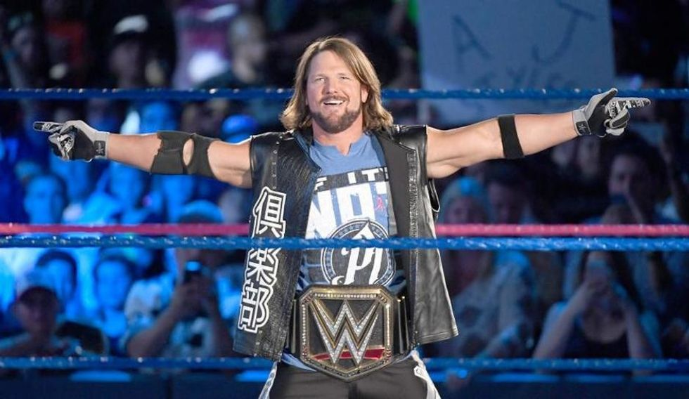 AJ Styles Has Done Everything In This Business, So Let Him Leave When He Wants To Leave