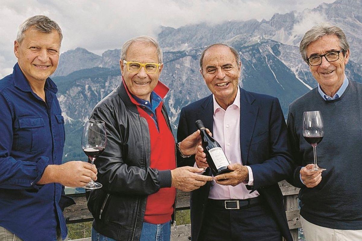 Consorzi in guerra per le nozze vinicole di Vespa e Boscaini