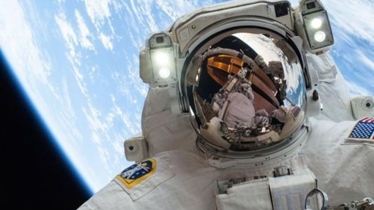 An astronaut may have committed identity theft on the ISS, NASA is investigating