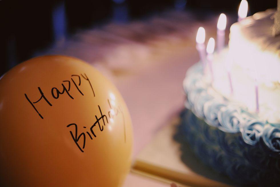 Happy Birthday To You, Mom