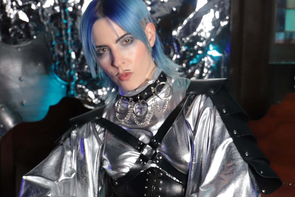 Inside Dorian Electra's 'Flamboyant' Album Release Party