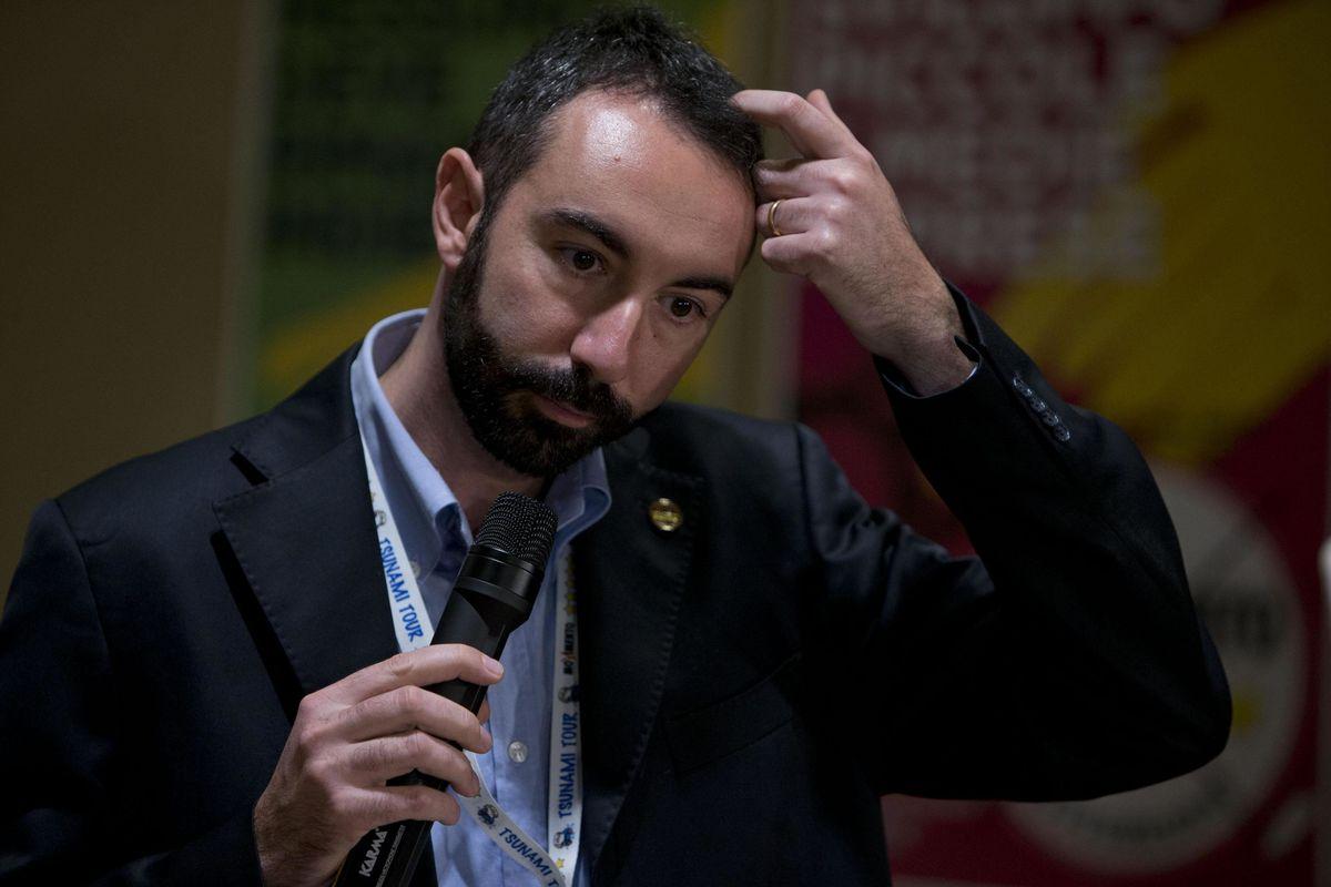 Davide Barillari: «Sono nato 5s e non morirò Pd. In piazza contro il Conte bis»