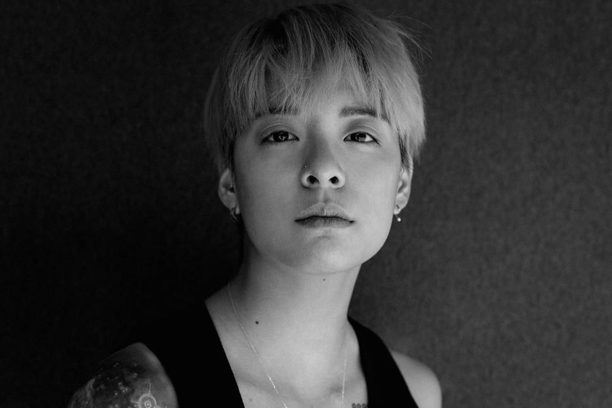 Amber Liu Says Goodbye to SM Entertainment