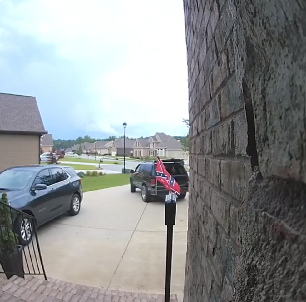 A black couple turned away a contractor who arrived with a giant Confederate flag on his car - Upworthy