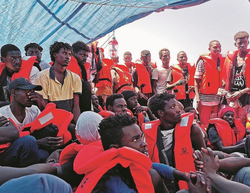 Presunta emergenza a bordo: altra Ong tedesca viola la legge