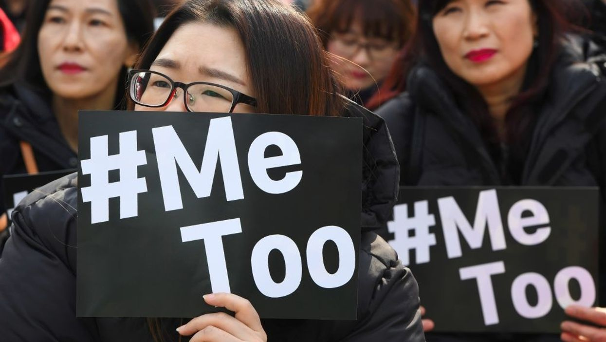 New study reveals the #MeToo movement has backfired: 'Those are steps backward'