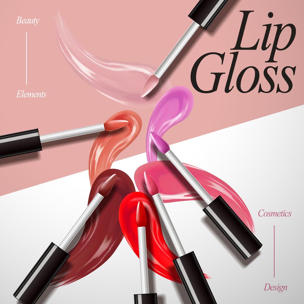 Lip Gloss Branding