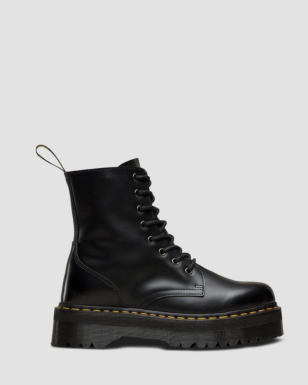 vestidos botas militares cowboy