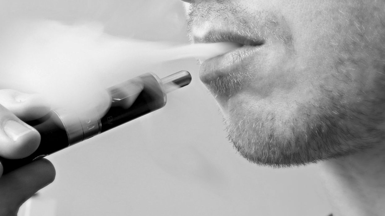 Milwaukee Urges Residents to Stop Vaping Immediately