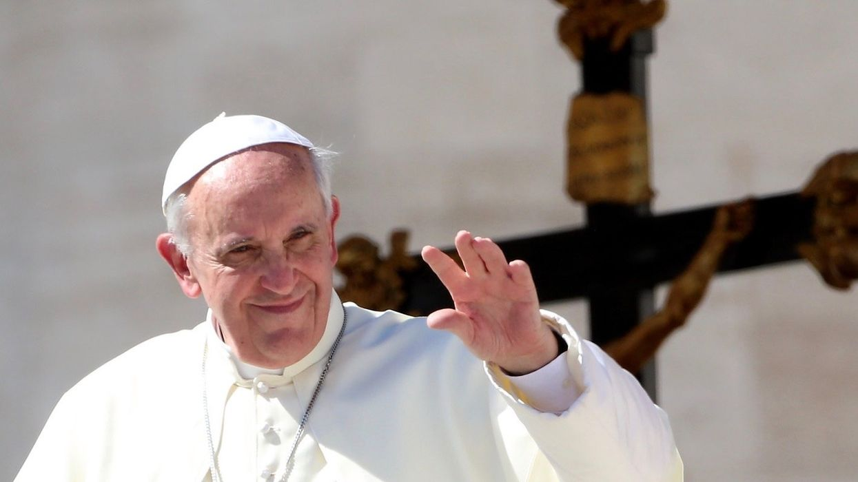 Pope Francis Urges World to Act Fast on Climate Emergency Pointing to Increase in Extreme Weather
