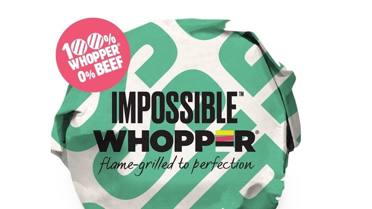 Will Picking the Impossible Whopper Over Beef Help You Stay Healthy?