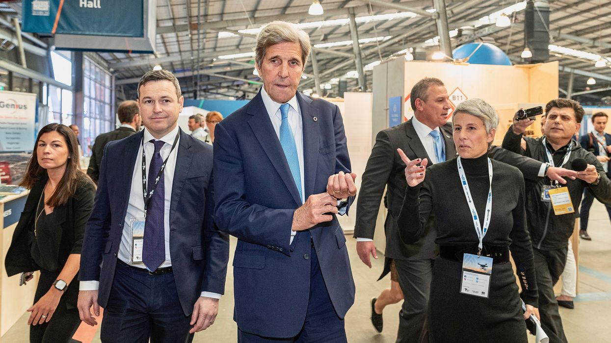 'Neanderthals' in Power Won't Deal With Climate Crisis, Says John Kerry
