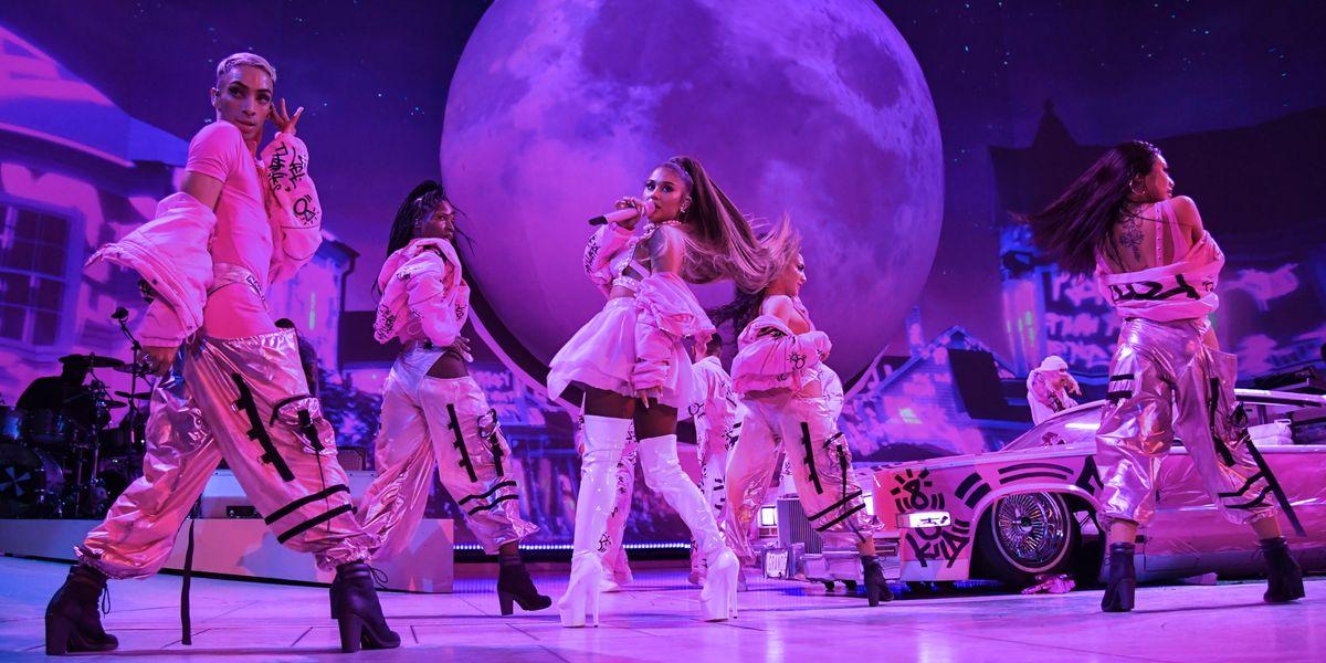 Ariana Grande Sues Forever 21 Over Lookalike Model