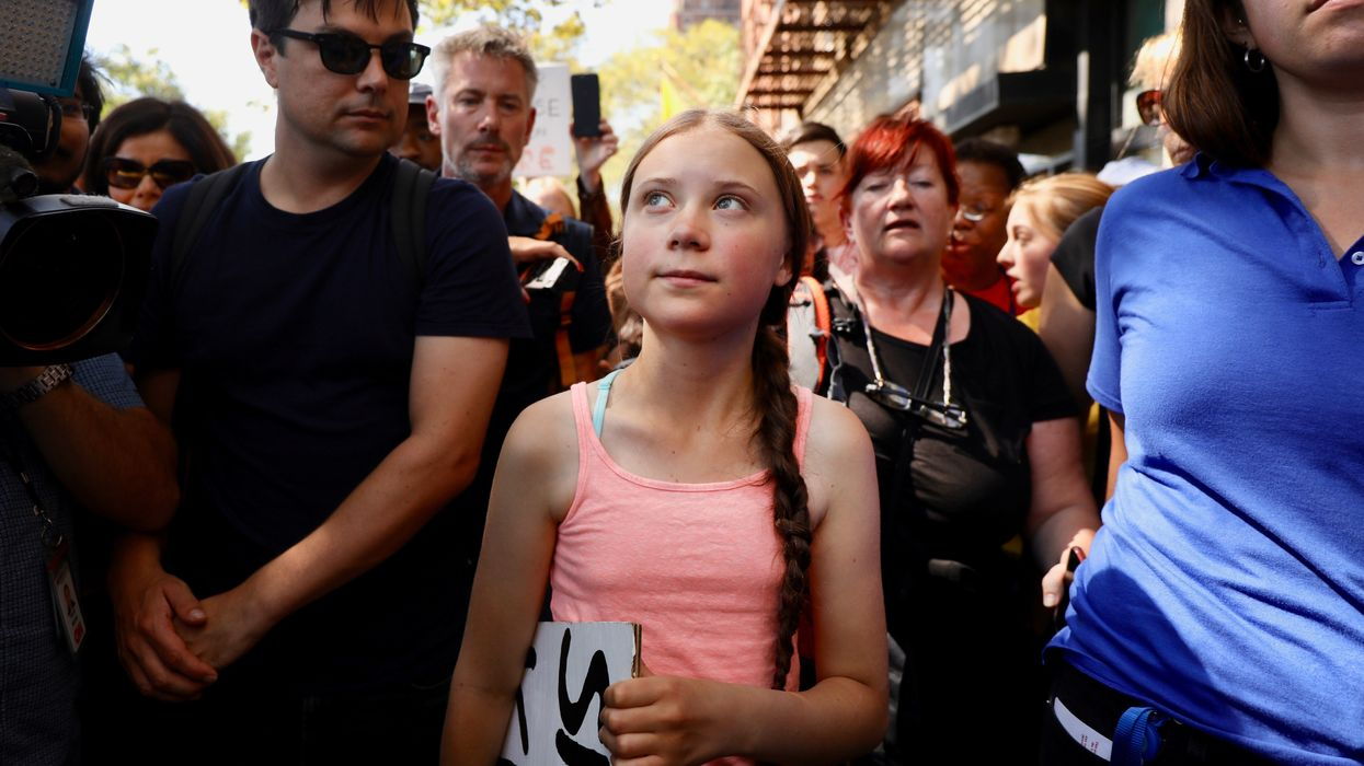 Greta Thunberg Says 'Haters' Attacking Her Asperger's Have 'Nowhere Left to Go'