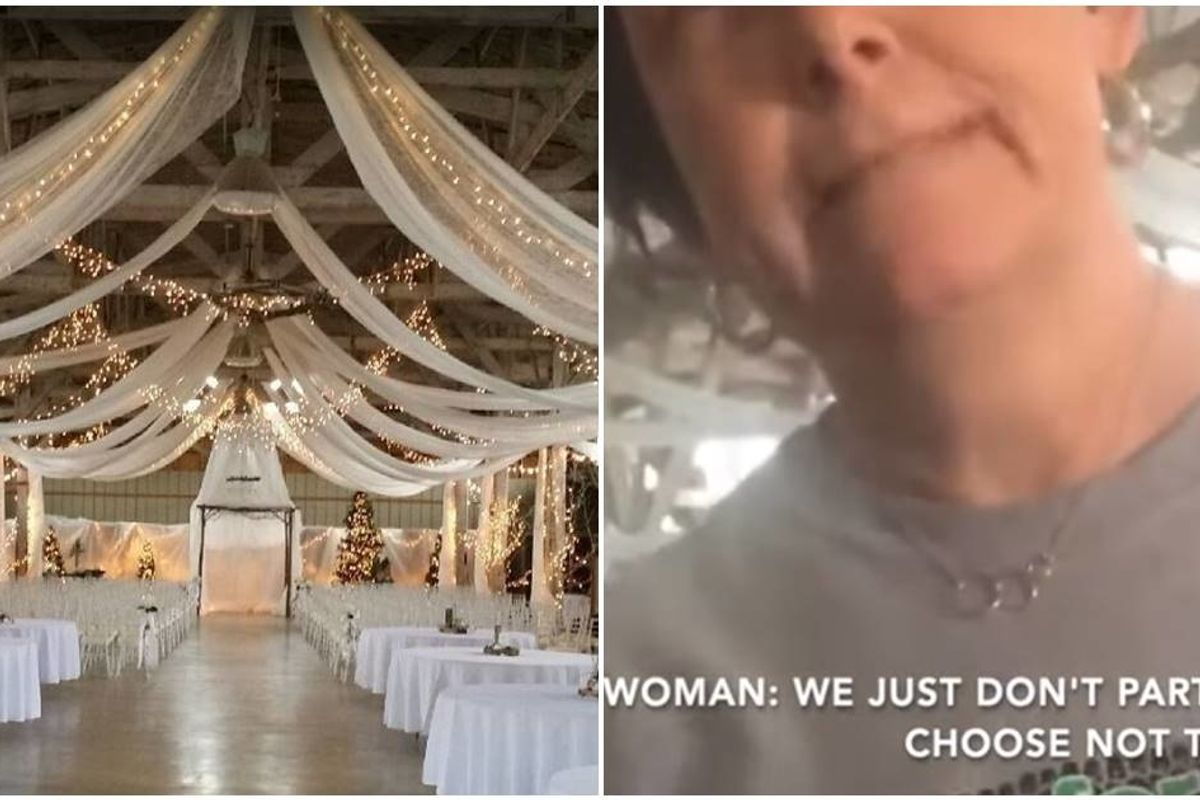 A Mississippi venue canceled an interracial wedding because of 'Christian belief'