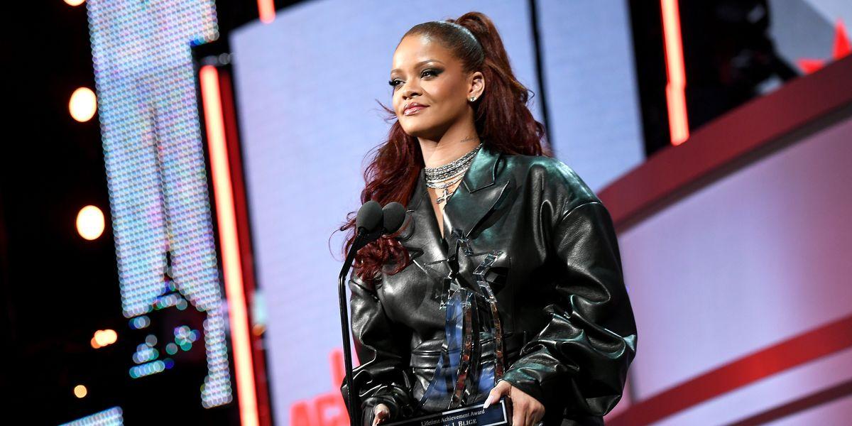 Rihanna's Foundation is Helping the Bahamas During Hurricane Dorian