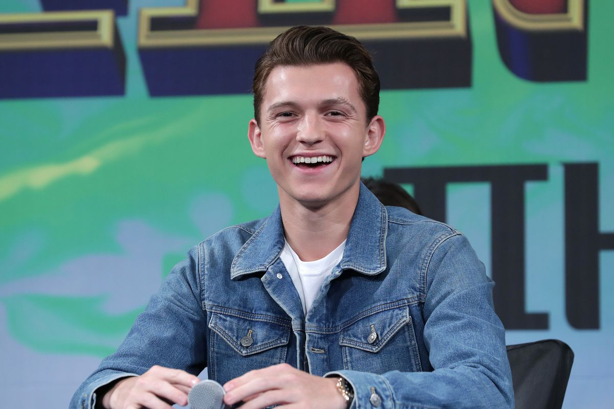 Tom Holland Is Really, Really Obsessed With Golf