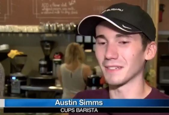 A barista was so sick of rude customers he found an ingenious way to make them more polite - Upworthy