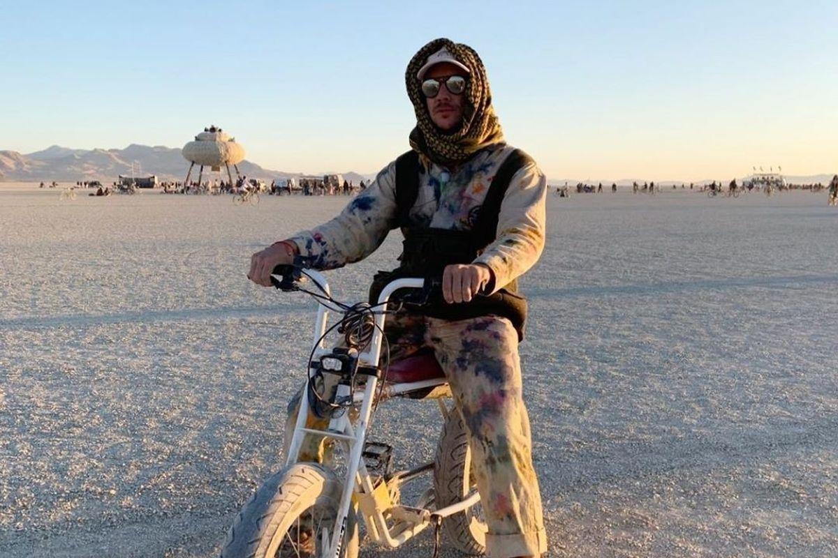 Diplo Was King of Burning Man 2019