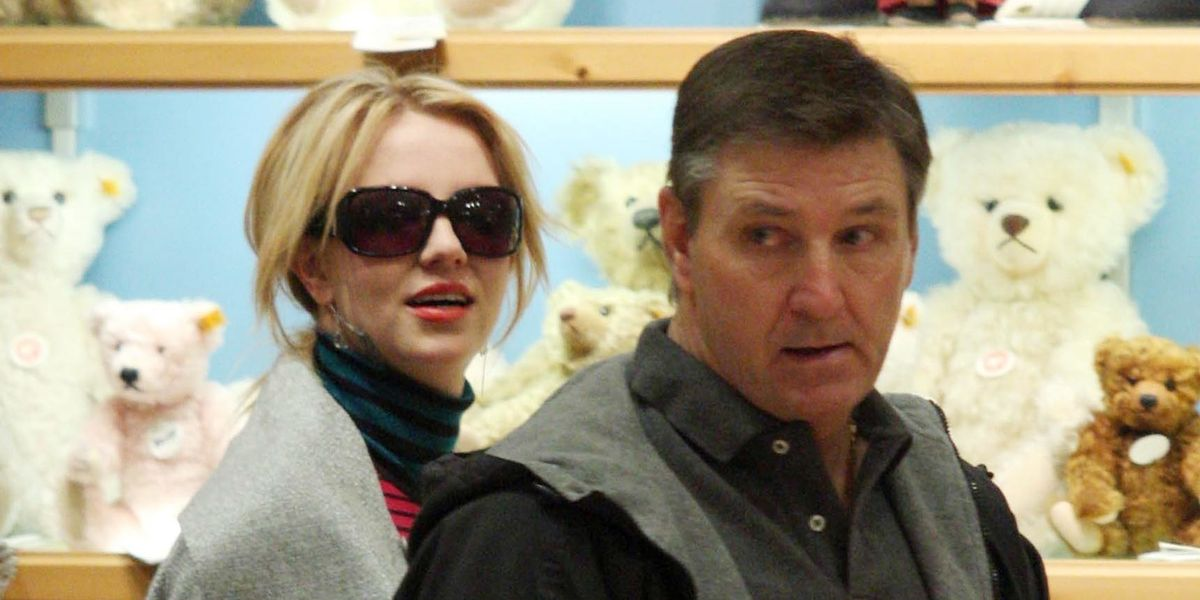 Britney Spears' Dad Investigated For Alleging Abusing Grandson