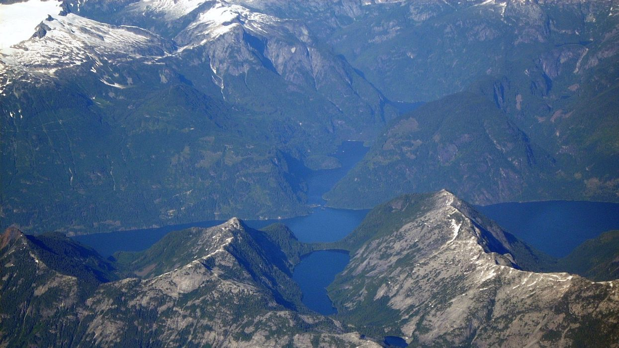 First Crowdfunded Park in BC Saves 2K Acres From Loggers