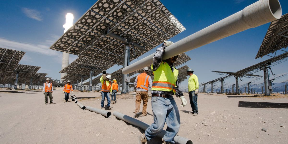 Global renewable energy has quadrupled over past decade