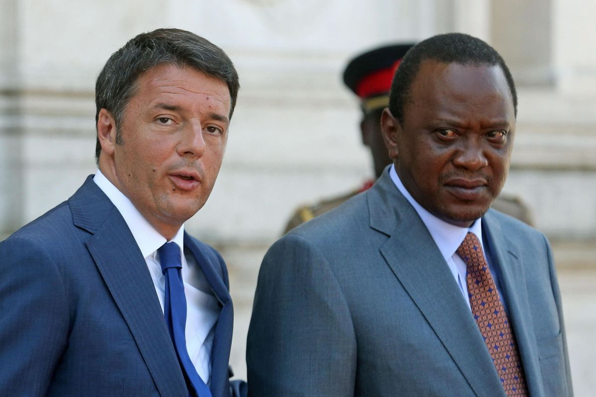In Kenya temono che il governo giallorosso rallenti l'inchiesta su Cmc