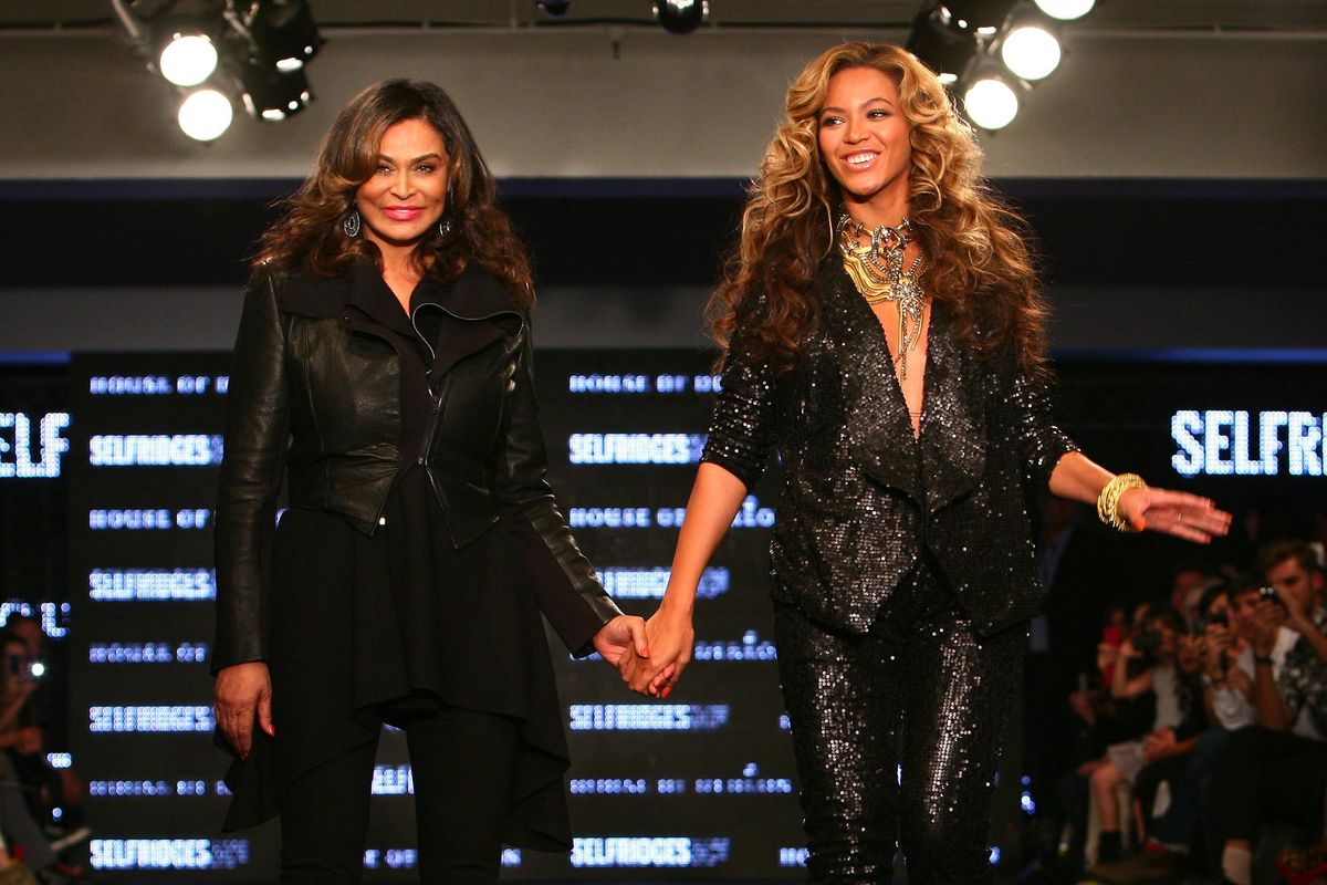 Read What Beyoncé's Mom Wrote For Her Birthday