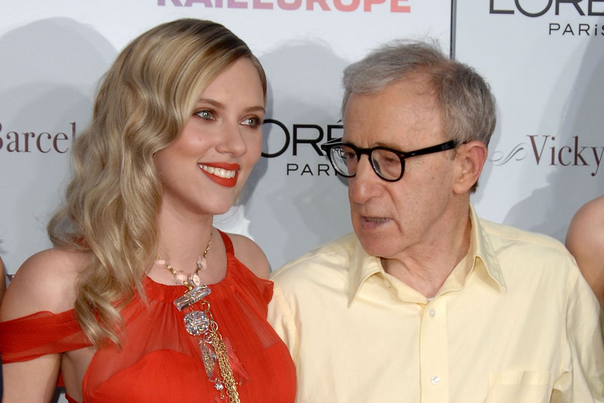 Scarlett Johansson on Woody Allen: 'I Would Work With Him Anytime'