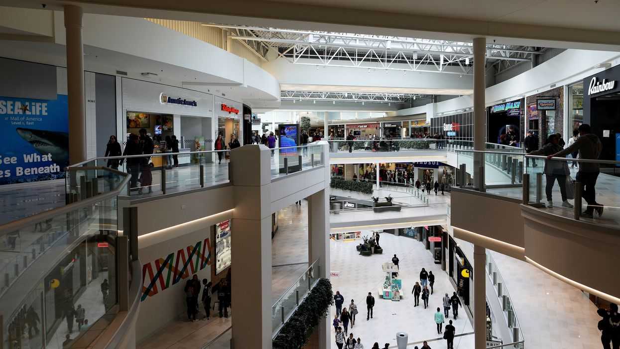Five months after horrific attack, boy thrown over balcony at Mall of America gets to go home