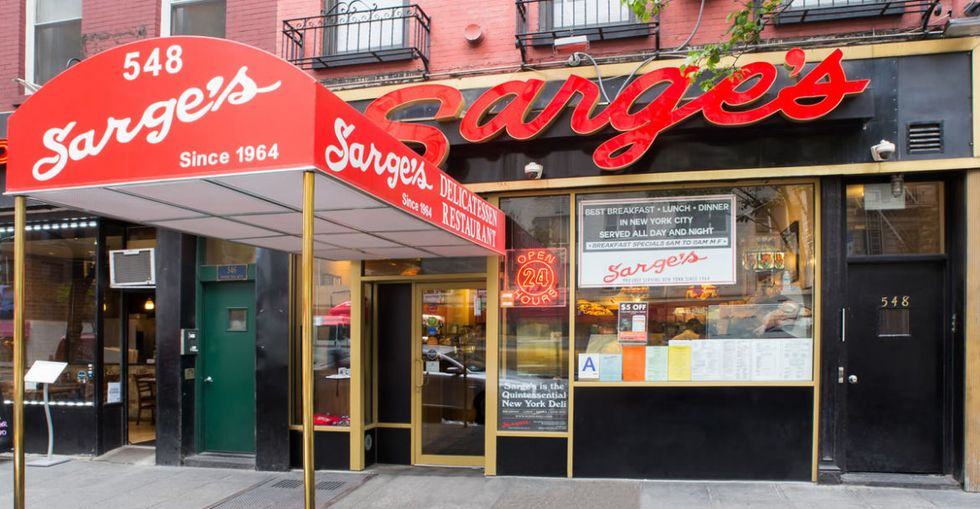 Nyc S 10 Best 24 Hour Diners The Journiest