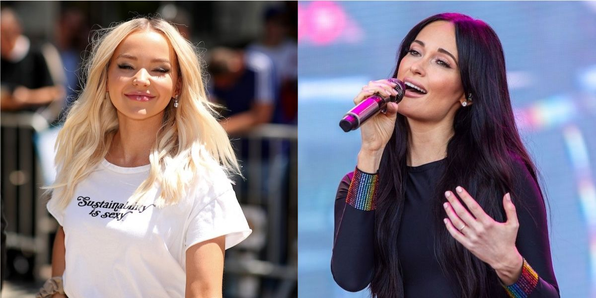 Dove Cameron Just Shared The Dreamiest Kacey Musgraves Cover