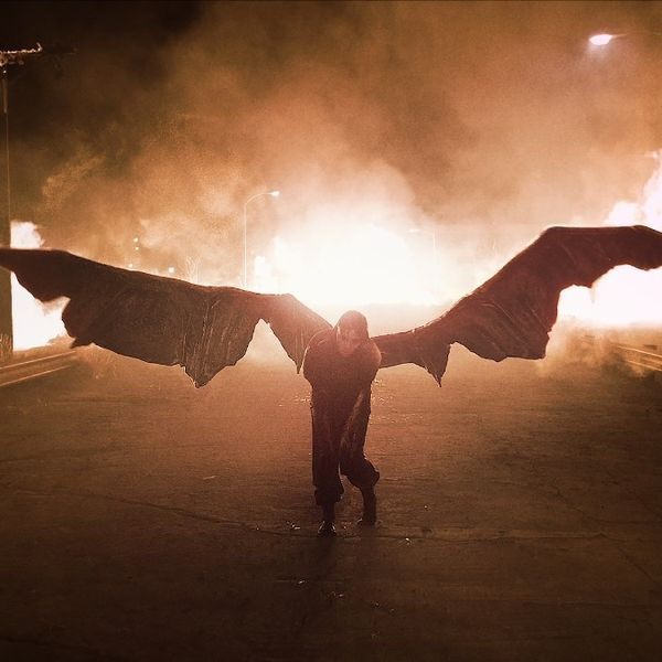 Billie Eilish Is a Fallen Angel in Post-Apocalyptic New Video