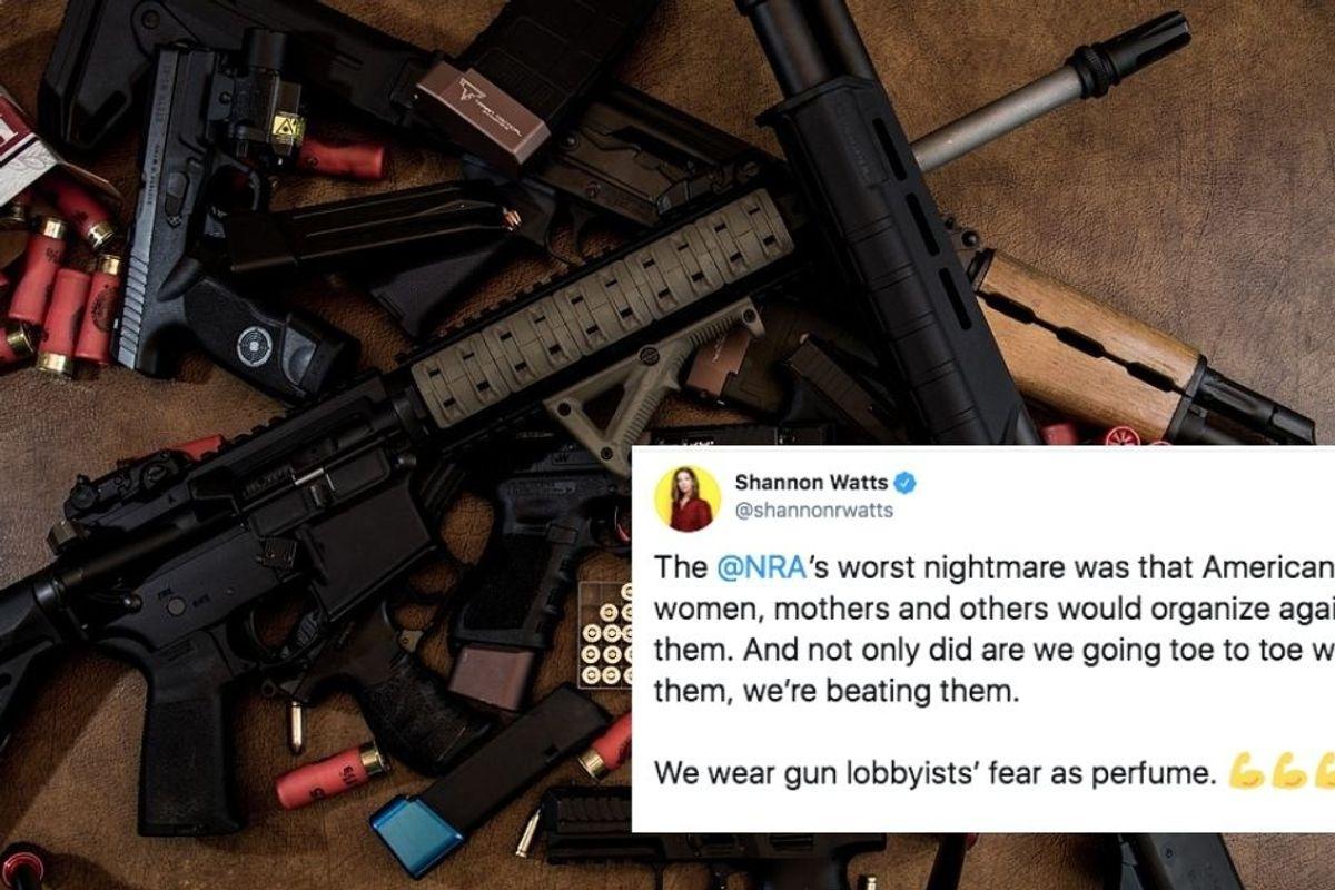 San Francisco has officially designated the NRA a domestic terrorist organization