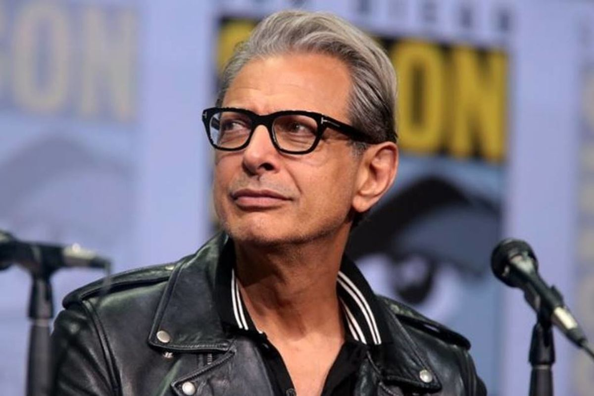 Jeff Goldblum was caught on video dancing at 'Gay Mardi Gras' and, for a moment, the world was perfect