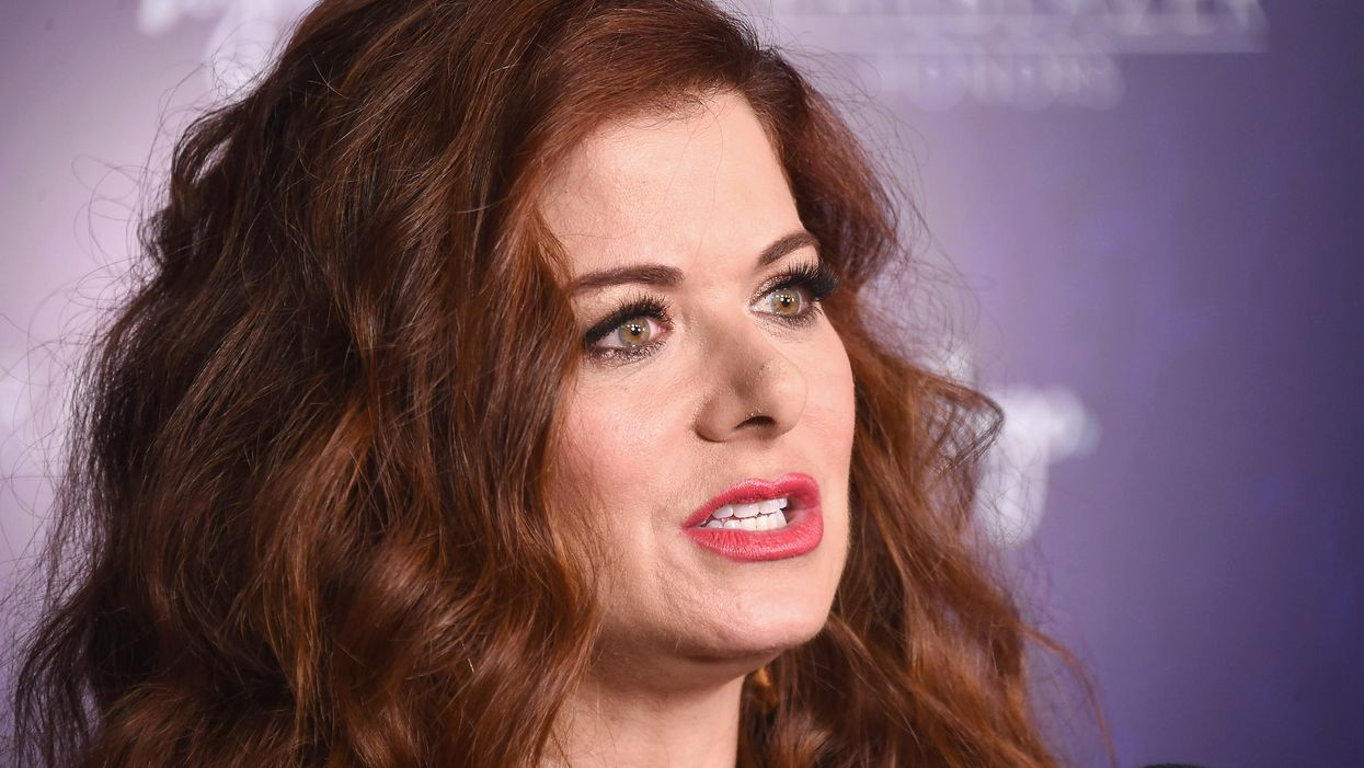 Debra Messing responds to intense backlash against her call for blacklist of Trump supporters